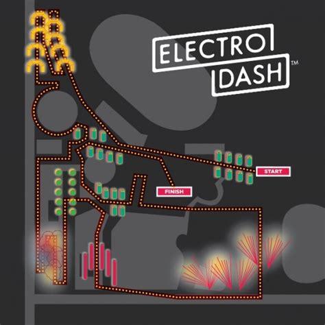 glow in the dark tattoo vancouver the electrodash 5km half night run half dance party