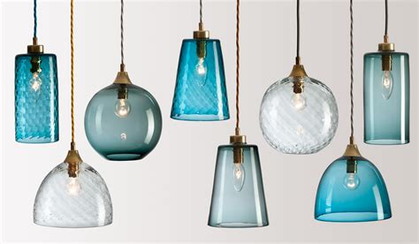 Colored Glass Pendant Lights Glass Lighting Rothschild Bickers