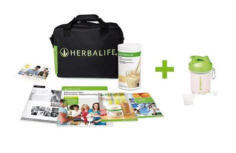 Staterkit Join Member independent herbalife member shoptoshape south africa