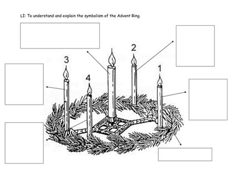 RE unit Advent   KS2 by Ameliawalsh   Teaching Resources   TES
