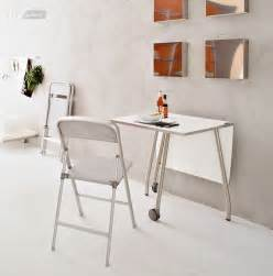 Dining Room Folding Chairs by Bright Dining Room White Folding Dining Table White