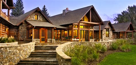 Colorado Style Home Plans by Luxury Creekside Ranch In Boulder Colorado Boulder Co