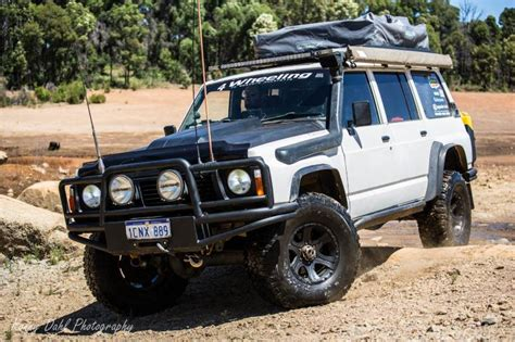 nissan 1988 modified gq nissan patrol modified