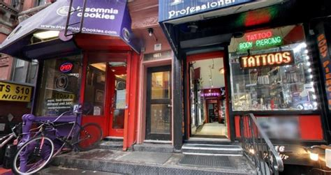 nyc tattoo shops the village a look at how bob dylan s greenwich village has evolved