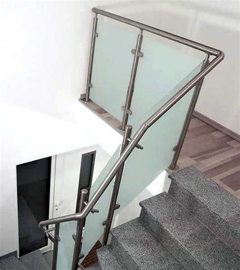 treppengeländer kaufen treppengel 228 nder aus edelstahl f 252 r innen und au 223 en zum