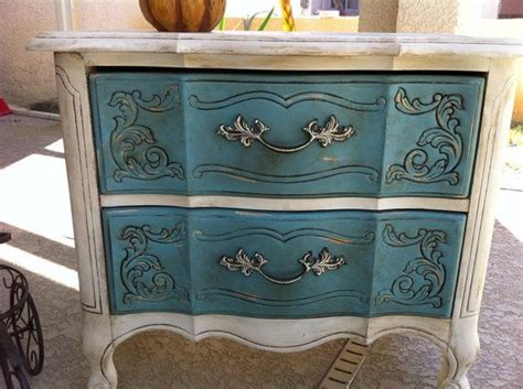 chalk paint shabby chic shabby chic chalk paint nightstand end table paint