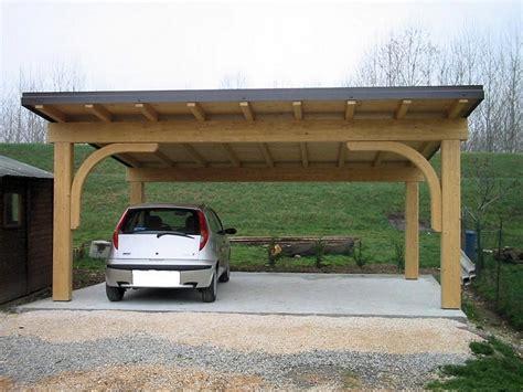 gazebo garage portici gazebo carport e garage in legno lamellare e