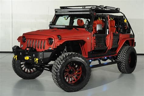 build jeep wrangler unlimited 2014 jeep wrangler unlimited sema build best suv site