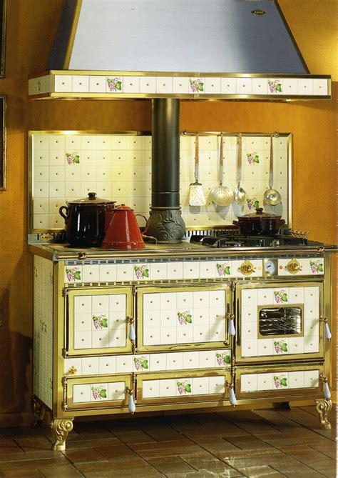 cucina pellet cucine a legna e pellet combinate cucine a legna e pellet