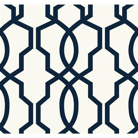 wallpaper blue trellis york wallcoverings ashford geometrics hourglass trellis