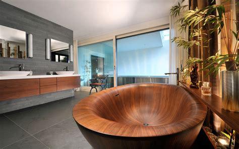 beautiful bathtubs 22 modern and rustic wooden bathtubs furniture home design ideas