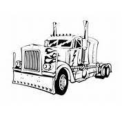 Trucks Coloring Pages  Lets