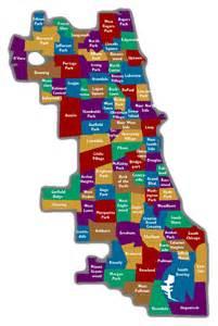Chicago bar project chicago neighborhood map