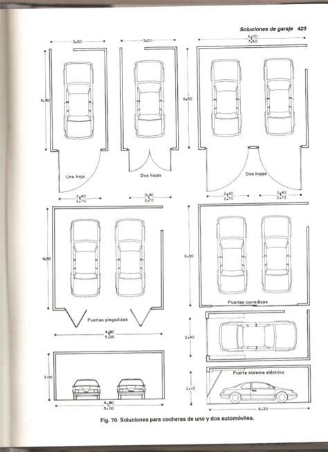 cocheras medidas puertas de garaje medidas puertas seccionales desde uac