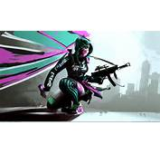 HD Wallpapers  Anime Games And Abstract Art/3D Backgrounds Anarchy