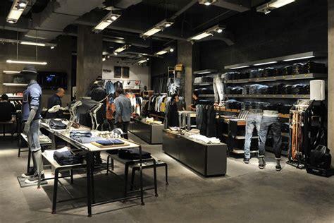 lee design indonesia g star store jakarta 187 retail design blog