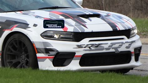 2020 Dodge Charger Srt by 2020 Dodge Charger Srt Hellcat Widebody With New