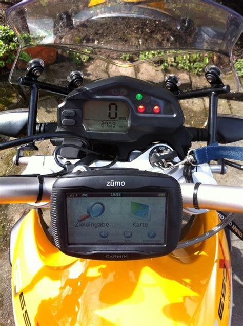 Navi Halterung F R Motorradlenker by Lenkerhalterung Mit Gummieinlagen F 252 R 216 22 25 4 Und Navi