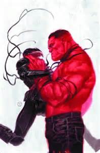 Anti venom vs hulk si venom o hulk rojo
