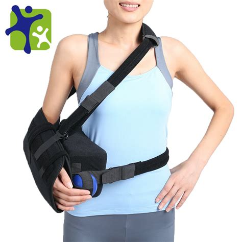 Arm Sling With Pillow by Arm Sling With Abduction Pillow Limb Orthosis Buy