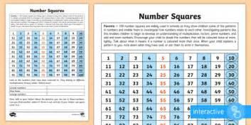 pattern homework year 2 maths number square patterns homework activity sheet