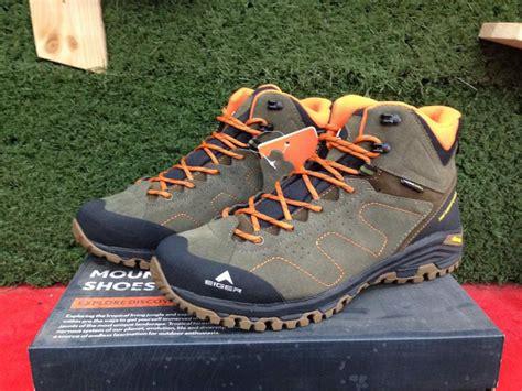 Sepatu Safety Eiger jual beli sepatu trecking sepatu gunung eiger sepatu