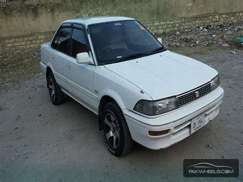 1990 Toyota Corolla For Sale Used Toyota Corolla 1990 Car For Sale In Swat 918050