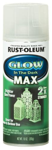 glow in the paint menards rust oleum 174 glow in the max