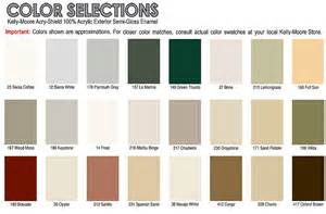 Paint your shed in one day see actual color swatches at kelly moore
