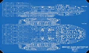 Battlestar gallactica blueprints battlestar g pinterest