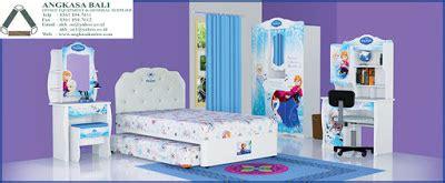 Lemari Meja Belajar Frozen angkasa bali furniture distributor kursi meja kantor bali