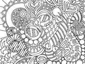 Adult Coloring Pages Printable Free » Home Design 2017