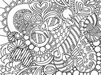 Coloring Pages For Adults  Free Large Images