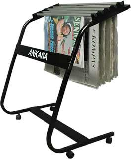 Rak Koran Besi rak koran b610 satu kantor