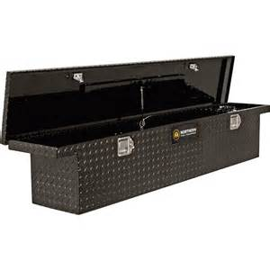 Truck box black 70in box crossbed boxes northern tool