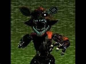 Phantom foxy singing fnaf 1 song youtube
