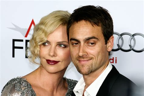 8 Big Time Breakups This Year by Stuart Townsend Charlize Theron 8 Big Time