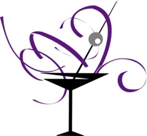 purple martini clip art purple and gray martini glass clip art at clker com