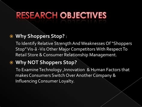 shoppers advantage shoppers stop competitive advantage in retail industry