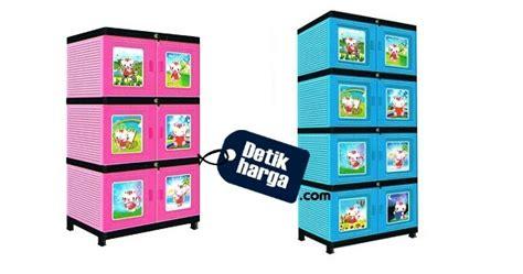 Lemari Plastik Helo Kity harga lemari plastik semua tipe merk terbaru 2017