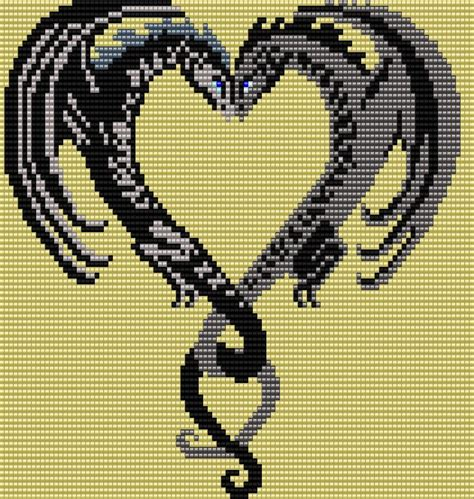 heart grid pattern 5420 best perler beads and patterns images on pinterest