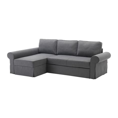 cover for sofa with chaise backabro cover sofa bed with chaise longue nordvalla dark