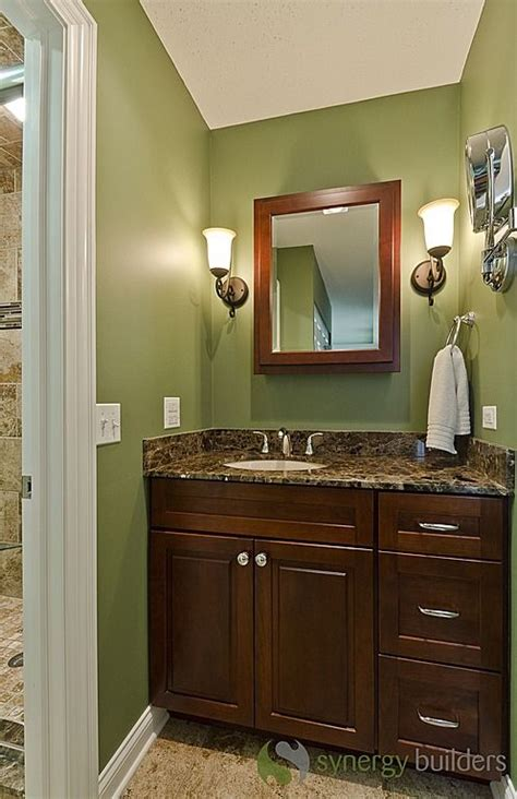 green and brown bathroom 17 best ideas about brown bathroom on pinterest brown