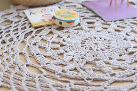 tappeti crochet tappeti uncinetto tutorial tappeti uncinetto con