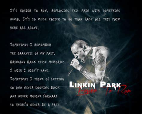 Kaos Musik Chester Bennington Linkin Park Kaos Original Gildan Cs07 song lyrics images linkin park easier to run wallpaper and background photos 36716815