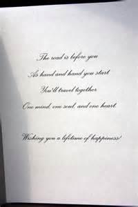 wedding card sentiments made for keeps card 1 for bridal shower