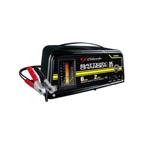manual battery charger schumacher se 82 6 manual traditional battery charger 6 12