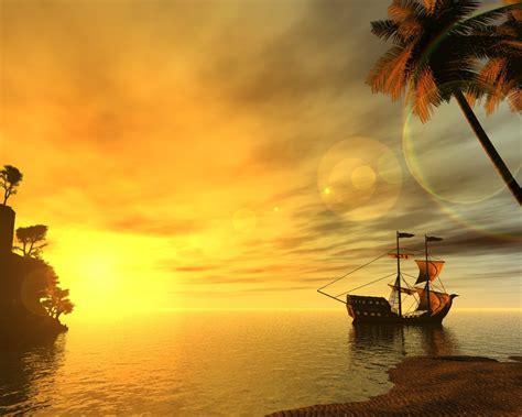imagenes de barcos en alta mar barco 3d en alta mar 1280x1024 fondos de pantalla y