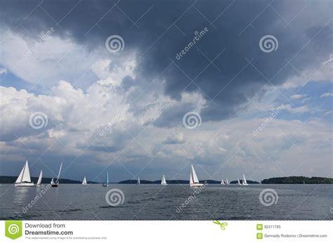 sailboats under sail traveling under sail sailboat sail off into the sunset on