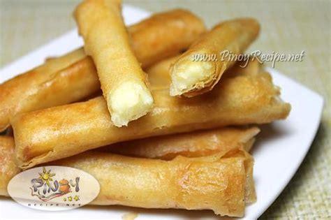 Lumpia Stick cheese sticks recipe recipes portal